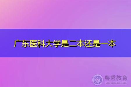 广东医科大学是二本还是一本,中国民用航空飞行学院是双一流大学吗