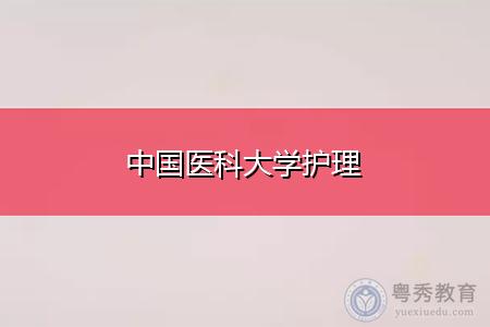 中国医科大学护理